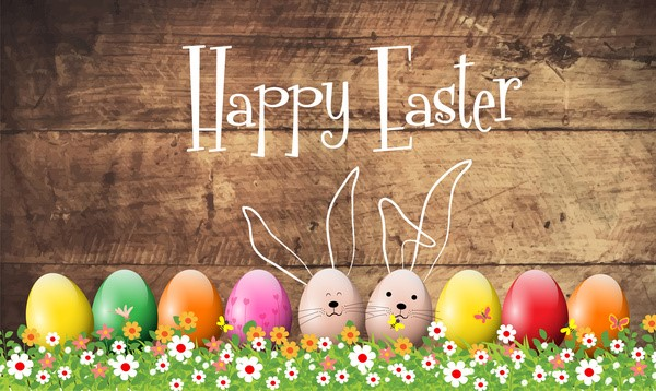 Happy Easter, Best Wishes by Wotech Group