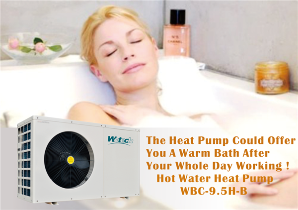 Why choose water source heat pump for heating?