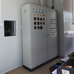 air source heat pump equipment